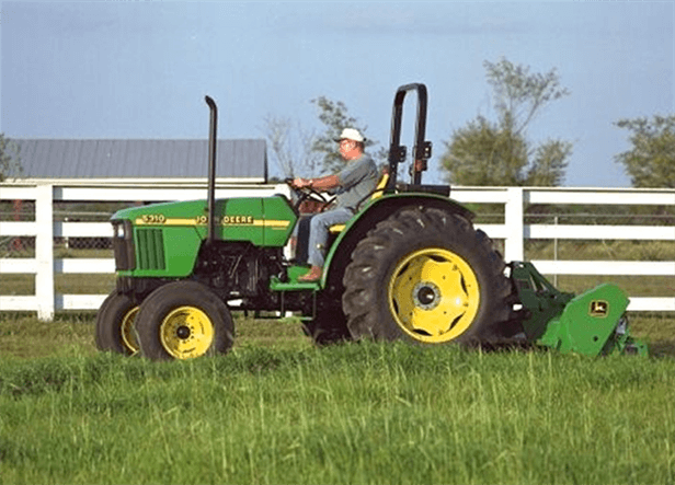360 Flail Mower - Lawn & Pasture Mowers - Larson Farm and Lawn Inc.