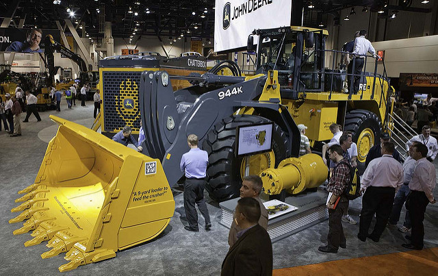 The New 944K Wheel Loader | Flickr - Photo Sharing!