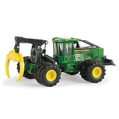 45460 1/50 John Deere 948L Grapple Skidder | Action Toys
