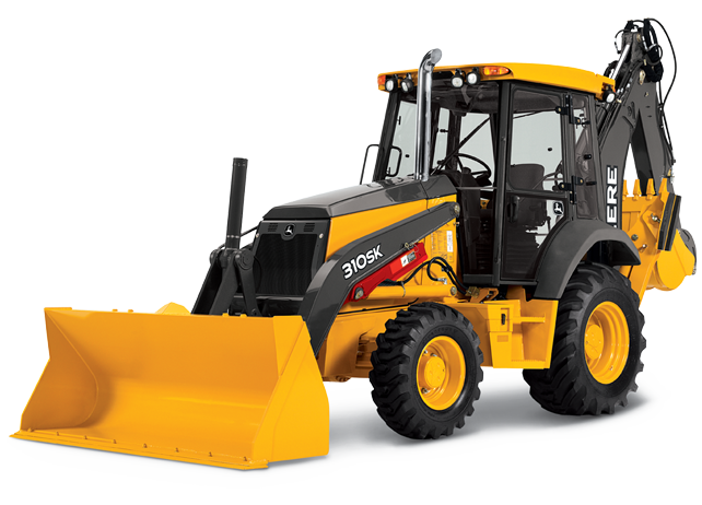 310SK Backhoe Loader from John Deere