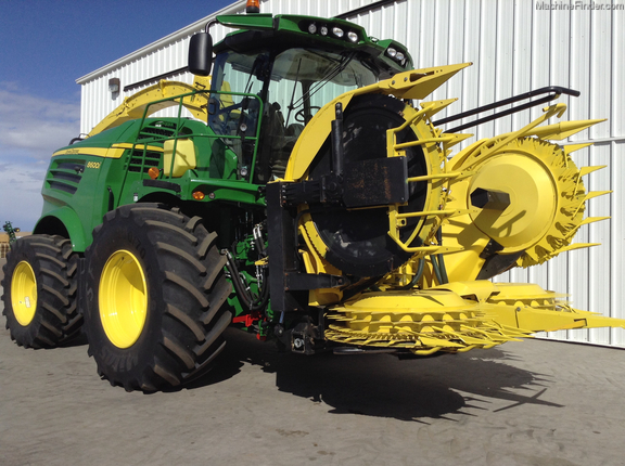 2015 John Deere 8600 - Self-Propelled Forage Harvesters - John Deere ...