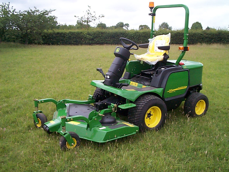 John Deere Utility Vehicle and Commercial Mower Lighting ...