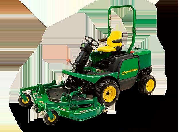 John Deere Commercial Mower 1400 1500 series II | Turf and ...