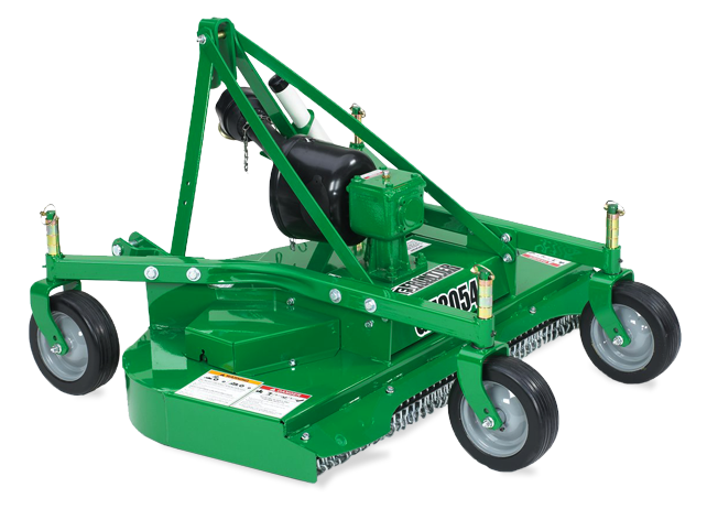 john deere mowing equipment