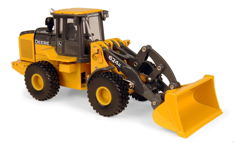 John Deere 624K Wheel Loader | Down On The Farm