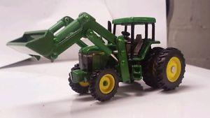 64-ERTL-custom-John-deere-7710-tractor-with-Duals-amp-John-deere ...