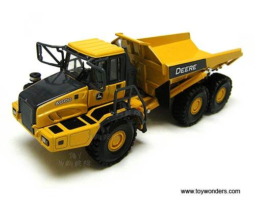 400D Articulated Dump Truck by RC2 ERTL John Deere 1/50 scale diecast ...