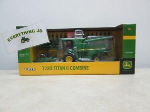 64 John Deere 7720 Titan II Combine with Duals - LP51305 | eBay