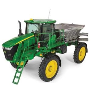 Details about John Deere 1/64 Scale R4038 Drybox Spreader Diecast Farm ...