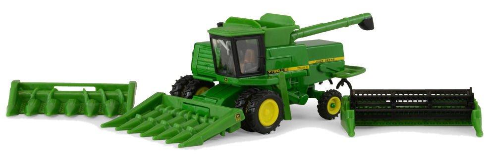 45495 1/64 John Deere 7720 Titan II Combine with Duals