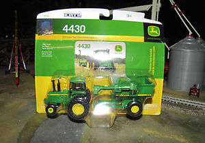 ... Manufacture > See more John Deere 1 64 Scale 4430 With Grain Cart