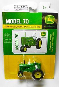 ... Anniversary of ERTL* 1:64 John Deere *MODEL 70* Tractor *NIP!*   eBay
