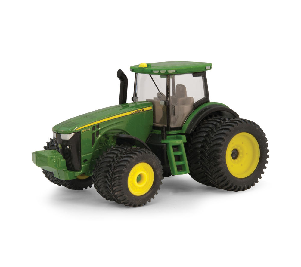 Pics Photos - John Deere 1 64 Scale 8320r Tractor With J M Grain Cart