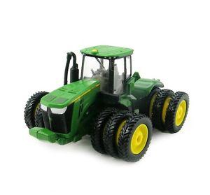 Ertl 1:64 John Deere 9410R 4WD Tractor with Triples Diecast Model ...
