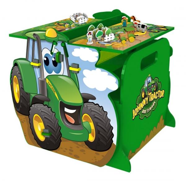 John Deere Johnny Tractor Activity Table
