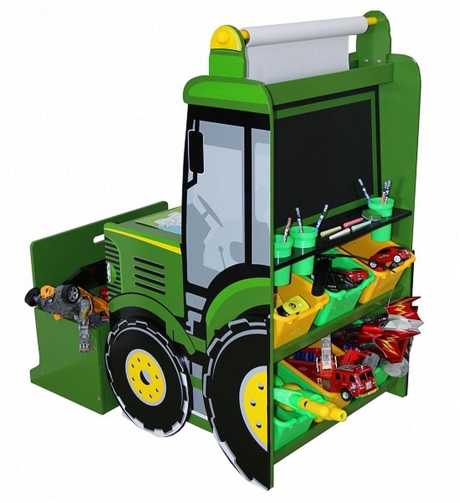 John Deere Tractor Easel