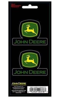 10 John Deere Decals to Show Off Your Loyalty