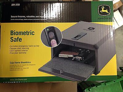 John Deere Biometric Gun Safe