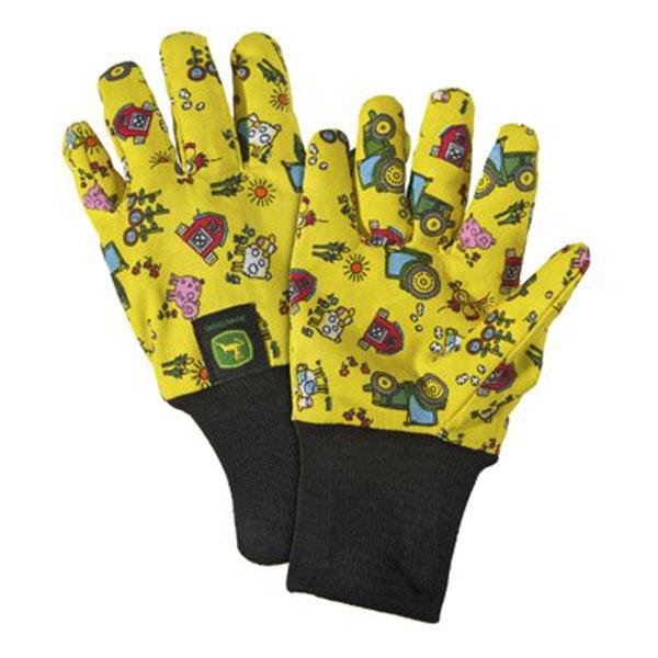 ... John Deere Work Gloves > John Deere Youth Everyday Chore Glove