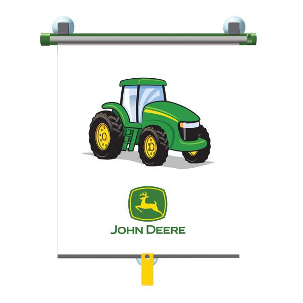 John Deere Gator Hinged Sun Canopy Windshield Kit (CS & CX Series)