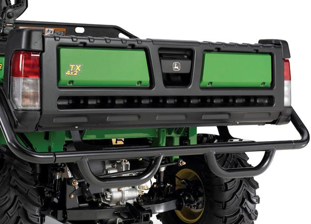 John Deere Heavy-Duty Rear Bumper Protection Gator Utility Vehicle ...