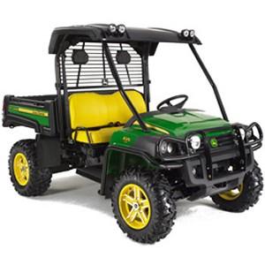 ... Parts > Model HPX Gator > John Deere Black OPS Poly Roof - BM23063