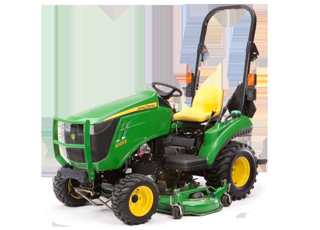 Sub-Compact Utility Tractors | 1023E Tractor | John Deere US