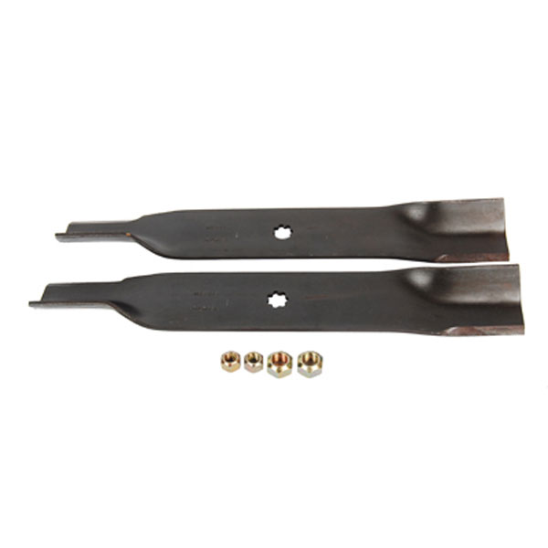 John Deere Medium Lift Mower Blades Kit (Set of two)(38 ...