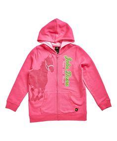 John Deere Youth Pink Twill Cap | Kids John Deere Clothing | Pinterest ...