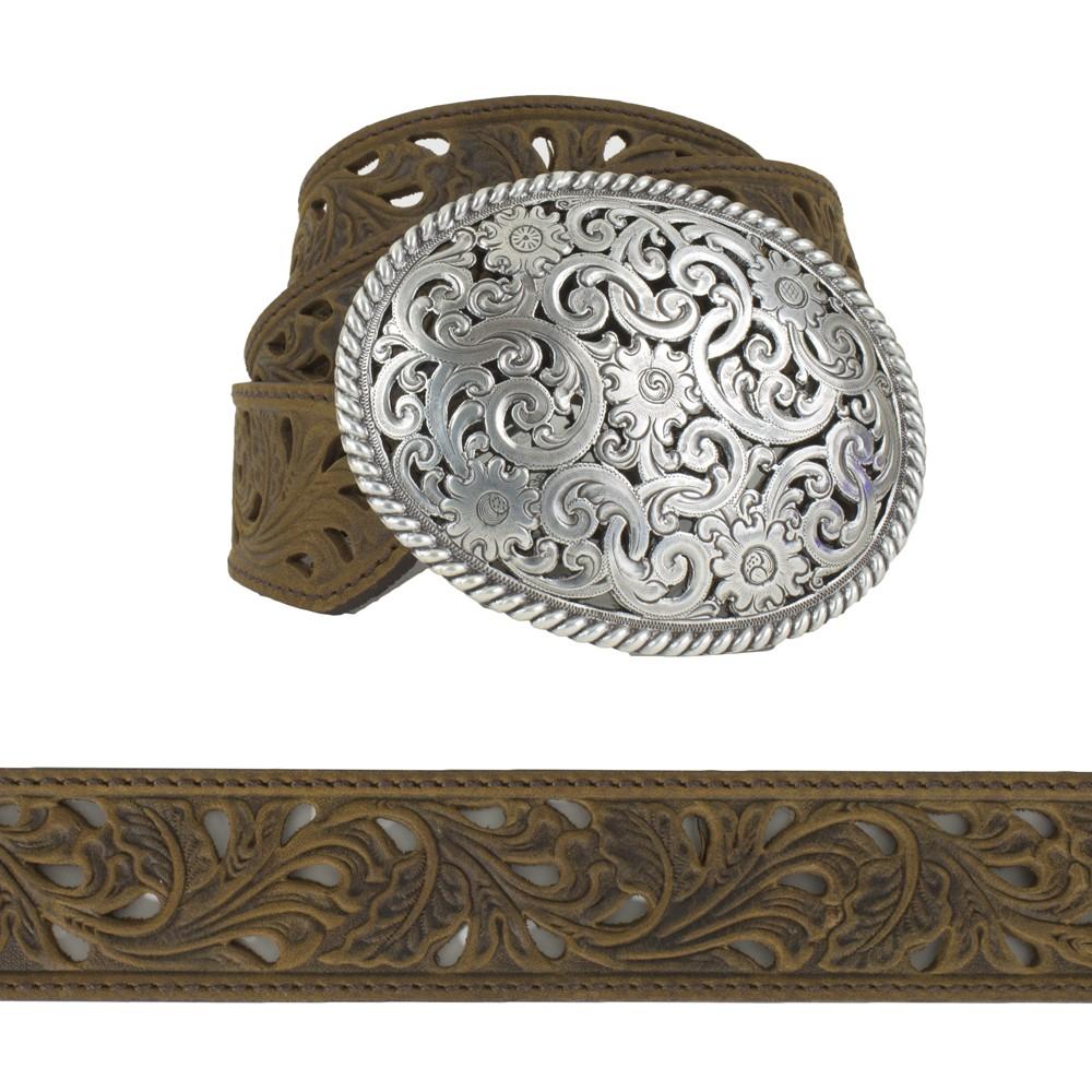 Home —— Belts —— Ladies' Belts —— Tony Lama Ladies' Belt