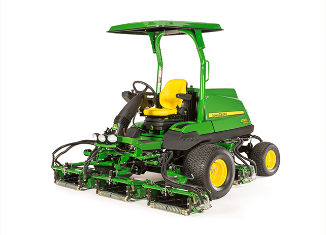 Fairway Mowers | 7700A PrecisionCut | John Deere US