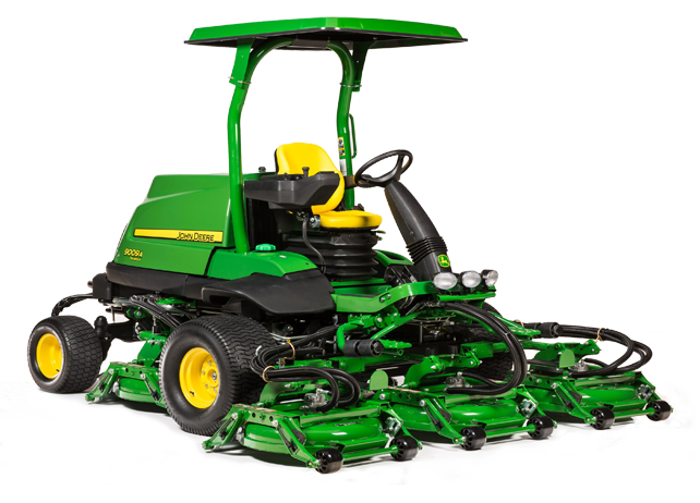 Rough, Trim & Surrounds Mowers | 9009A TerrainCut | John Deere US