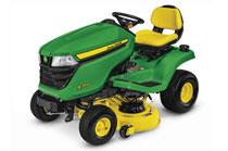Lawn Tractors | X300 Select Series Tractors | John Deere US