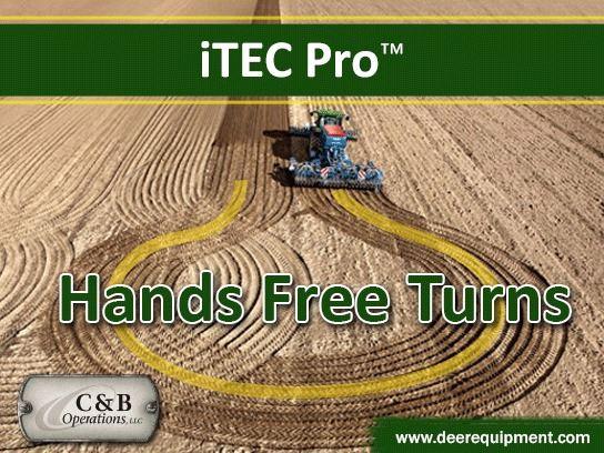 John Deere 049CPC AUTOTRAC ACTIVATION GS2 - Precision sowing machines ...