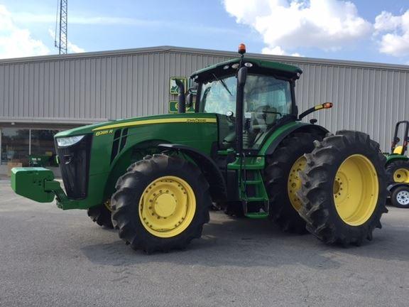 John Deere 8285R - Año de fabricación: 2013 - Tractores usados - ID ...