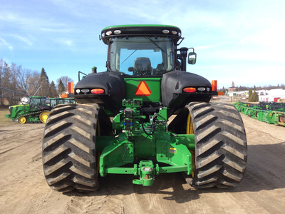 2015 John Deere 9570RT Tractor - Morris, MN | Machinery Pete