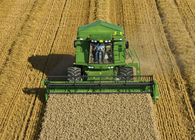 AutoTrac Universal | Solutions de gestion de l'agriculture | John ...