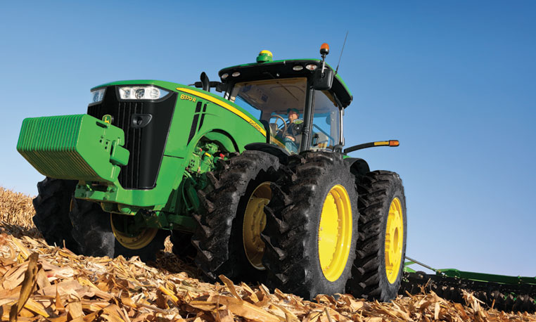 Guidance and Machine Control | Ag Management Solutions | John Deere US