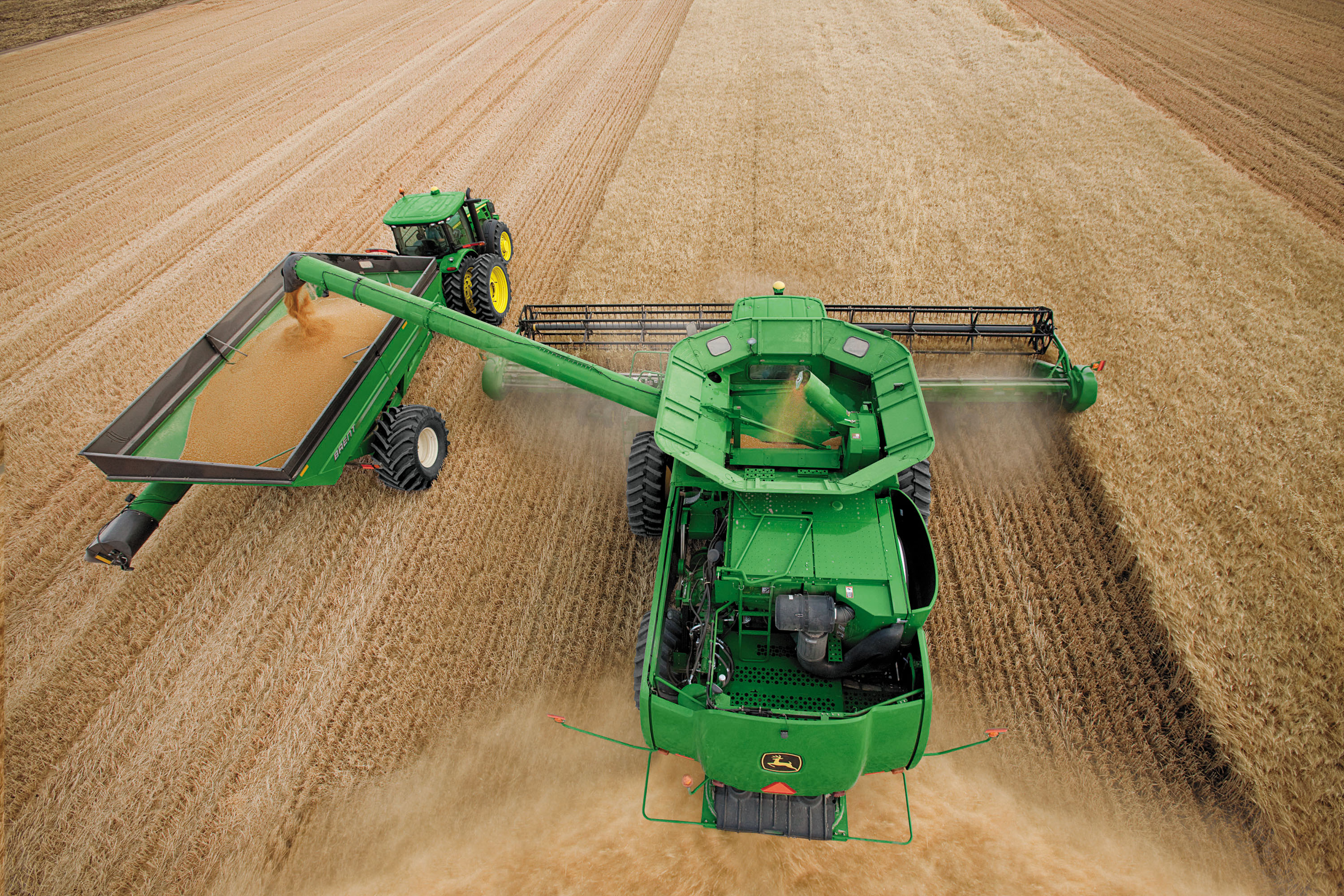 John Deere Introduces New Machine Sync Technology to Optimize ...