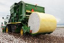 CS690 Cotton Stripper | Cotton Harvesting | John Deere