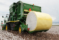 CS690 Cotton Stripper | Cotton Harvesting | John Deere