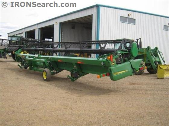 2006 John Deere 936D Header Combine | IRON Search