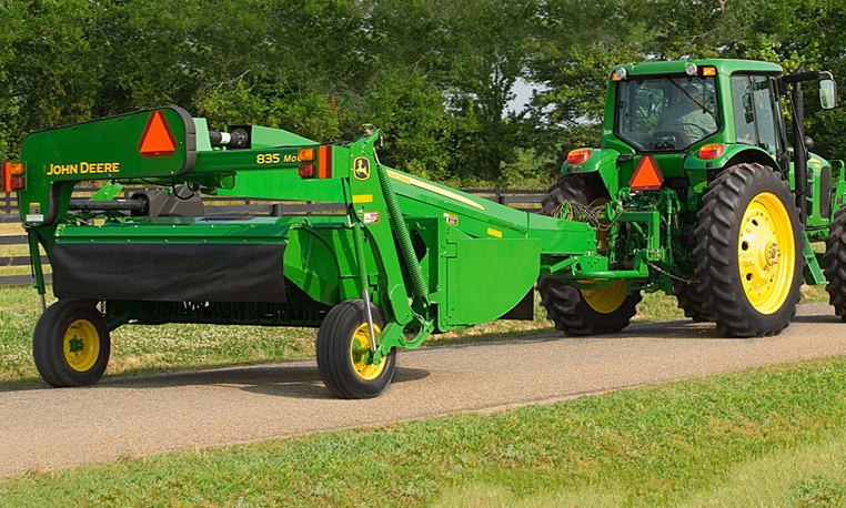 john deere mower-conditioners