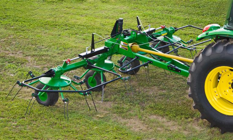 John Deere Hay Tedders Hay Equipment JohnDeere.com