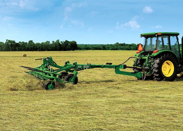 TD34 Series Hay Tedders Hay Equipment JohnDeere.com