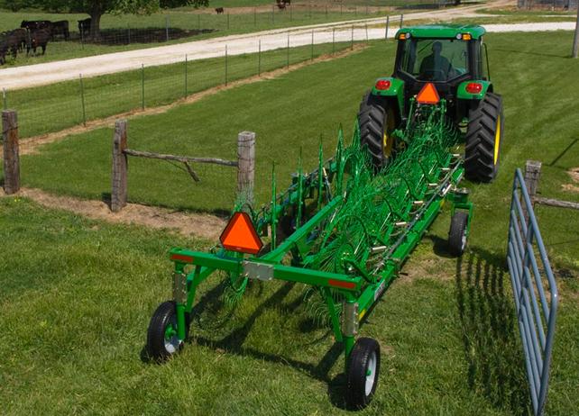 John Deere WR21 Series Wheel Rakes Hay Equipment JohnDeere.com