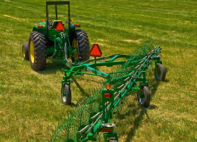 John Deere WR41 Series Wheel Rakes Hay Equipment JohnDeere.com