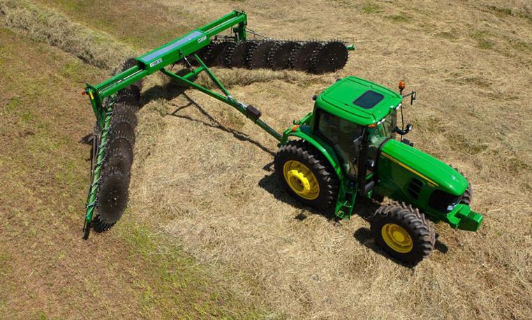 Wheel Rakes Hay Equipment
