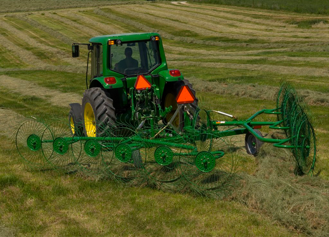 John Deere WR10 Series Wheel Rakes Hay Equipment JohnDeere.com