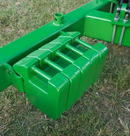 Frontier Implements : Dc10 Series Disc Mower Caddy